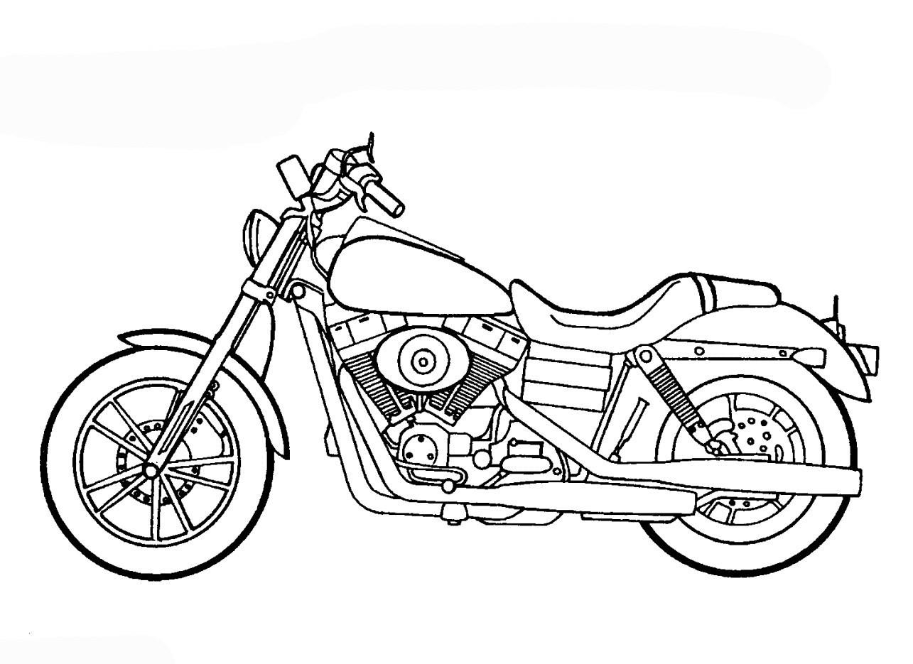 99 genial motorrad zum ausmalen bilder | kinder bilder