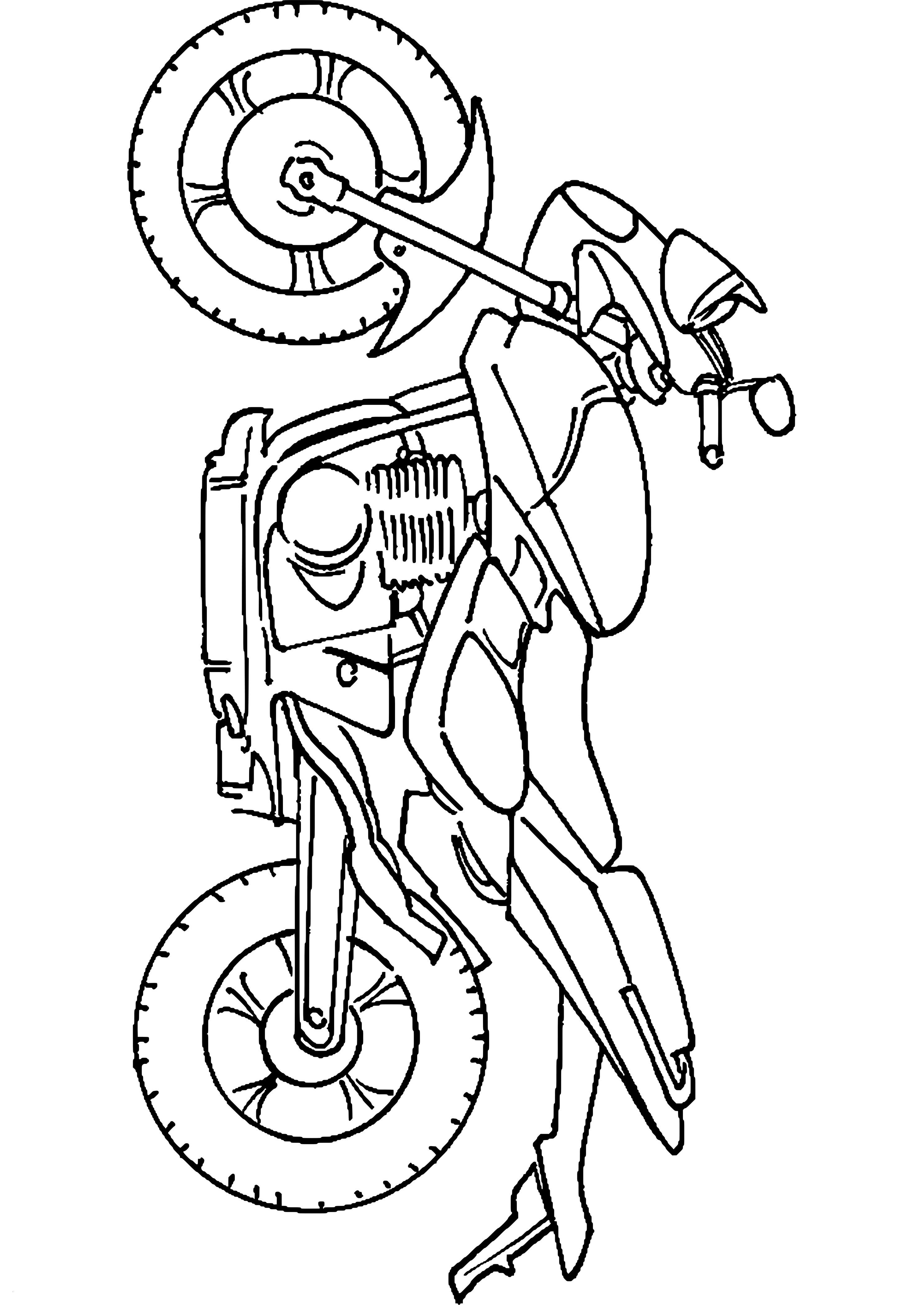 99 genial motorrad zum ausmalen bilder ausmalbilder