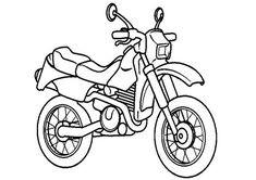 Motorrad Zum Ausmalen Neu 125 Besten Ausmalbilder Bilder Auf Pinterest Bild