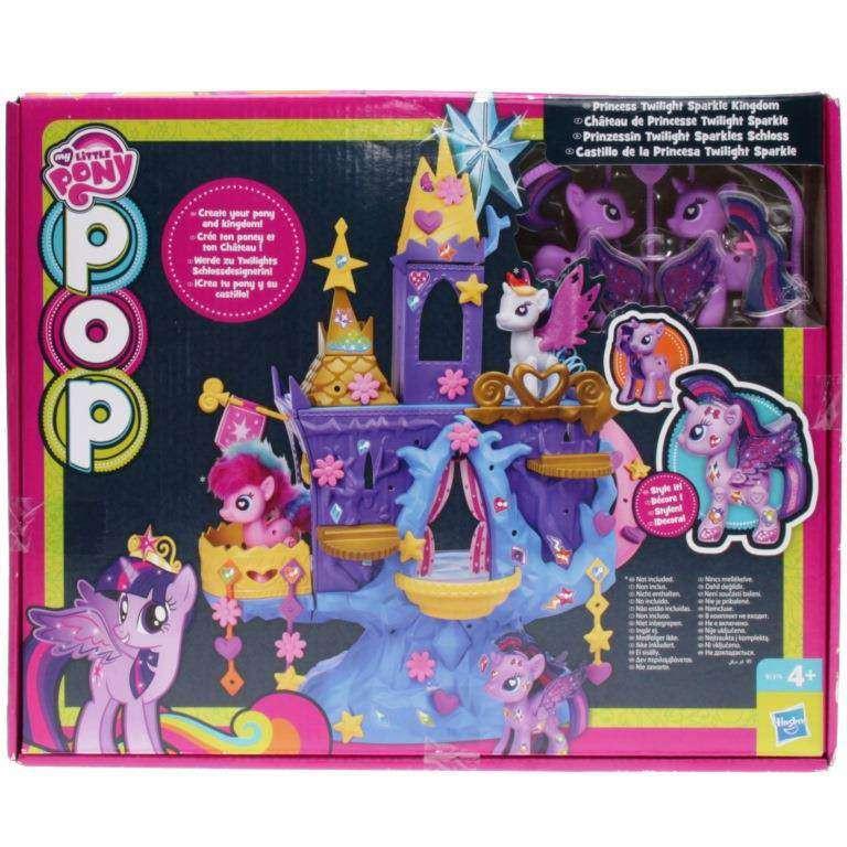 My Little Pony Alte Figuren Das Beste Von Hasbro B1376 My Little Pony Prinzessin Twilight Sparkles sonstiges Fotografieren