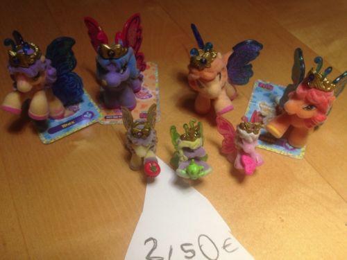 My Little Pony Alte Figuren Einzigartig Filly Mini Little Filly Mypony Einzeln Od 22 2 Figuren In Stock