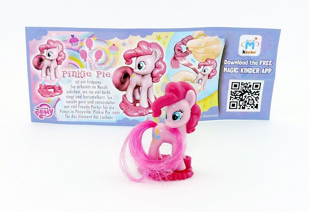 My Little Pony Alte Figuren Einzigartig Kinder überraschung My Little Pony Alle 8 Figuren Sätze Das Bild