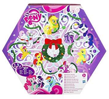 My Little Pony Alte Figuren Einzigartig My Little Pony Mlp Adventskalender Amazon Spielzeug Fotos