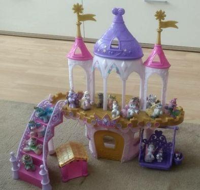 My Little Pony Alte Figuren Einzigartig My Little Pony Schloss Filly Pferde In Dresden Blasewitz Bild