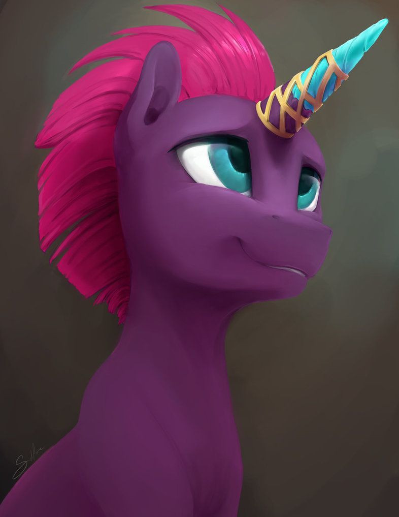 My Little Pony Alte Figuren Frisch Mlp Tempest S New Horn My Little Pony Pinterest Stock