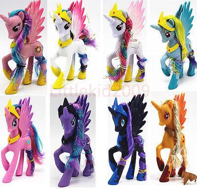 My Little Pony Alte Figuren Neu My Little Pony Leuchtherz Prinzessin Cadance Spricht Und Leuchtet Fotografieren
