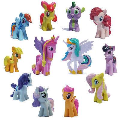 My Little Pony Alte Figuren Neu My Little Pony Zeppy Sammlung