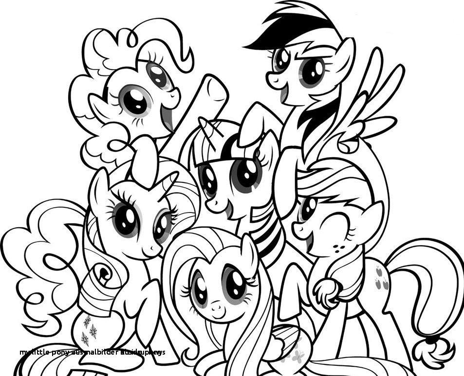 My Little Pony Ausmalbild Das Beste Von My Little Pony Ausmalbilder Ausdrucken Ausmalbilder Von Bibi Und Sammlung