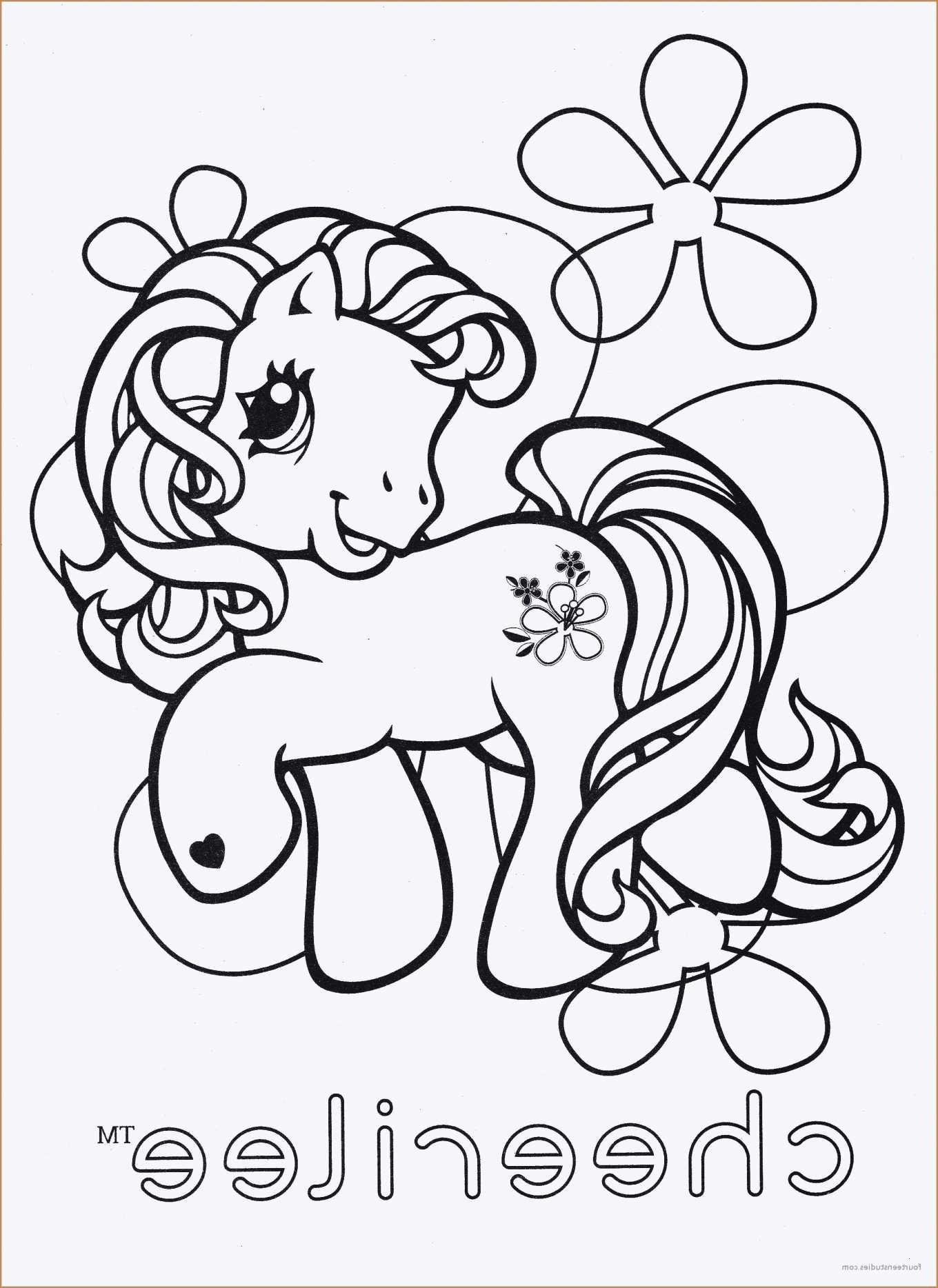 My Little Pony Ausmalbild Einzigartig 29 Luxus My Little Pony Ausmalbild – Malvorlagen Ideen Bilder