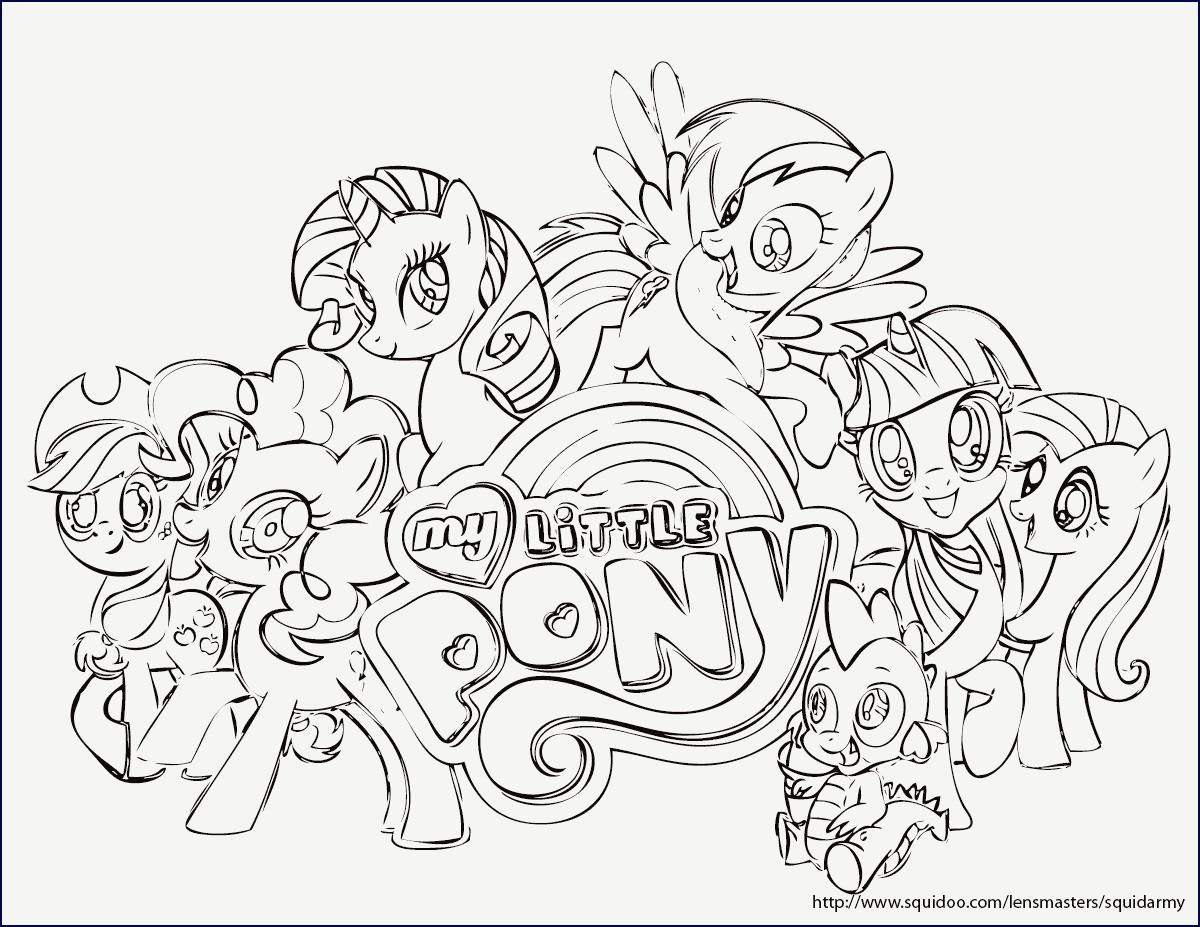 My Little Pony Ausmalbild Frisch Beispielbilder Färben My Little Pony Ausmalbilder Bild