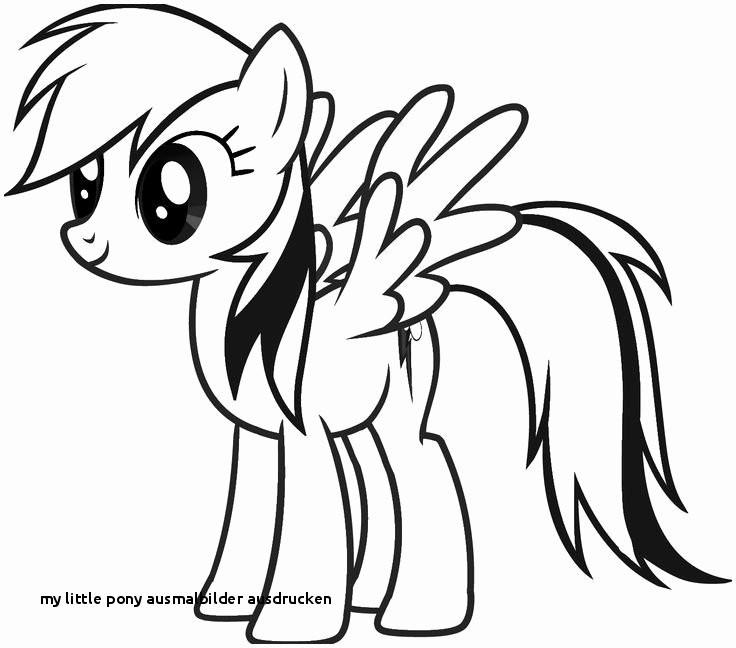 My Little Pony Ausmalbild Frisch My Little Pony Ausmalbilder Ausdrucken Ausmalbilder Von Bibi Und Das Bild