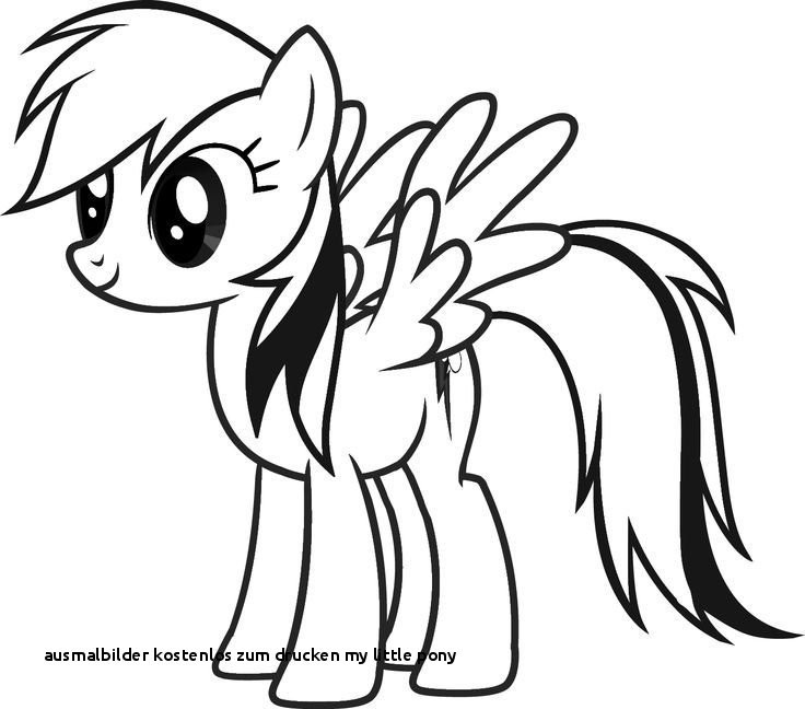 My Little Pony Ausmalbilder Kostenlos Neu 27 Ausmalbilder Kostenlos Zum Drucken My Little Pony Bild