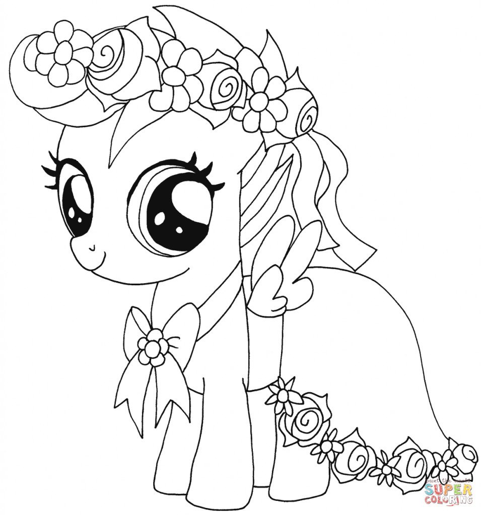 My Little Pony Ausmalbilder Kostenlos Neu Janbleil My Little Pony Coloring Pages Princess Cadence and Stock