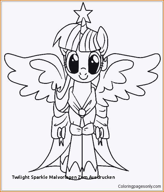 My Little Pony Bilder Zum Ausdrucken Genial 22 Twilight Sparkle Malvorlagen Zum Ausdrucken Stock