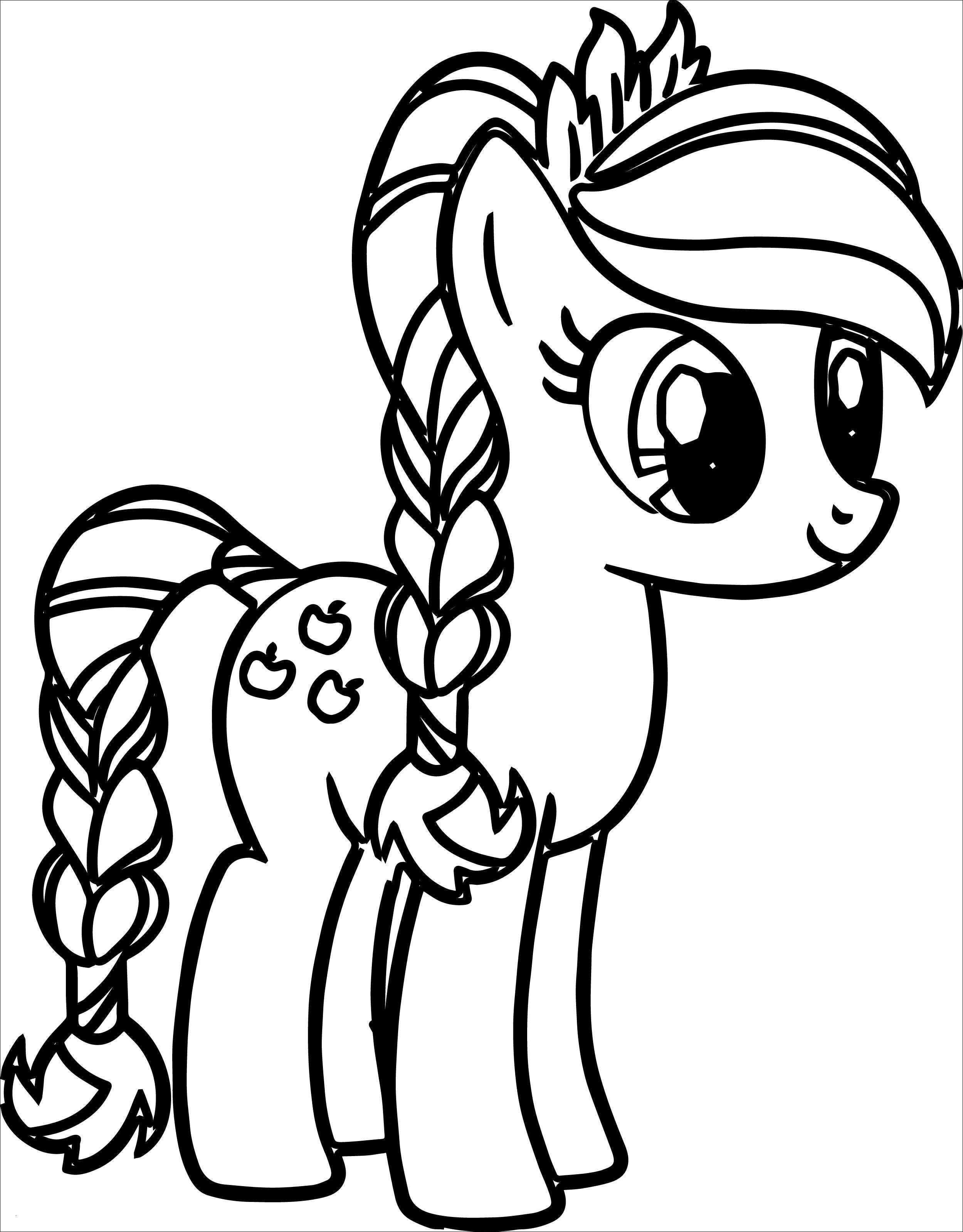 My Little Pony Bilder Zum Ausmalen Inspirierend Mlp Coloring Pages