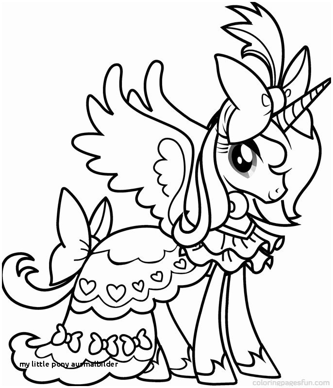 My Little Pony Bilder Zum Ausmalen Neu 27 My Little Pony Ausmalbilder Colorprint Sammlung