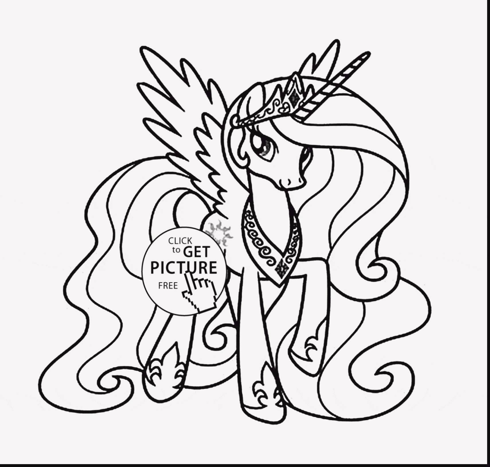 My Little Pony Friendship is Magic Ausmalbilder Einzigartig 25 Druckbar Ausmalbilder Prinzessin Lillifee Kleine Einhorn Bilder
