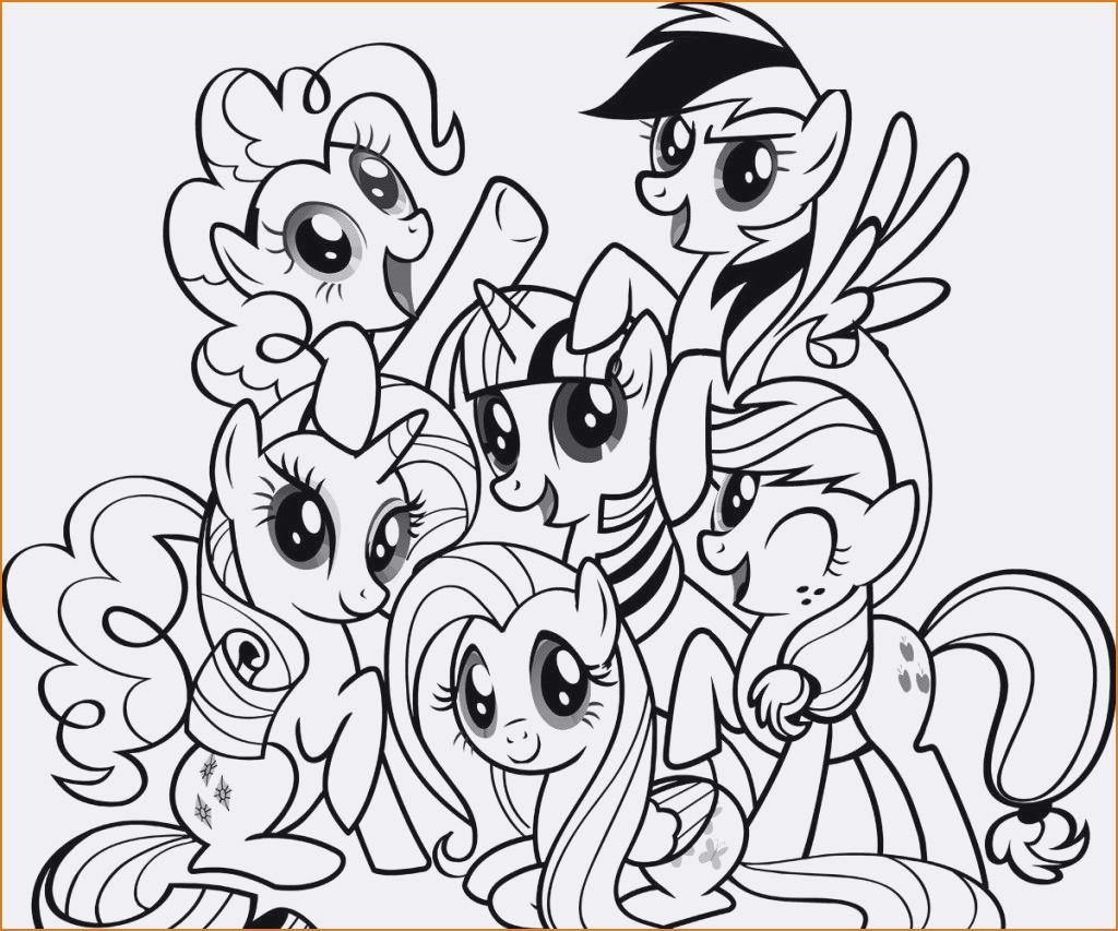 My Little Pony Friendship is Magic Ausmalbilder Genial Beispielbilder Färben My Little Pony Ausmalbilder Stock