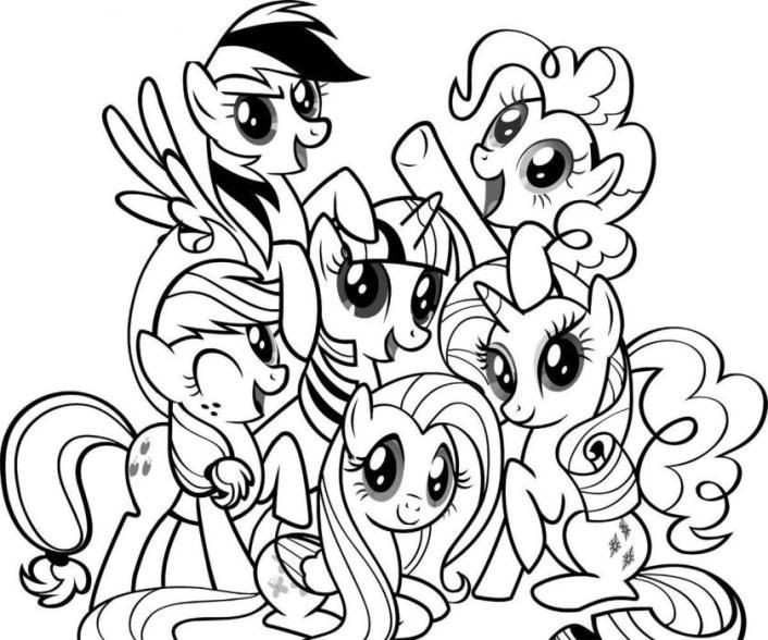 My Little Pony Pinkie Pie Ausmalbilder Einzigartig Mlp Coloring Pages Fresh Mlp Coloring Pages Inspirational Download Bild