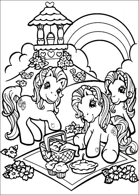 My Little Pony Rainbow Dash Ausmalbilder Einzigartig Ausmalbilder Meine Kleinen Pony 15 Malen Pinterest Bilder