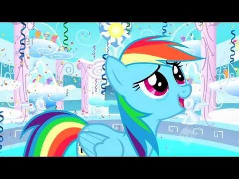 My Little Pony Videos Deutsch Einzigartig My Little Pony Rainbow Dash You Re Gonna Go Far Kid [explicit Bild