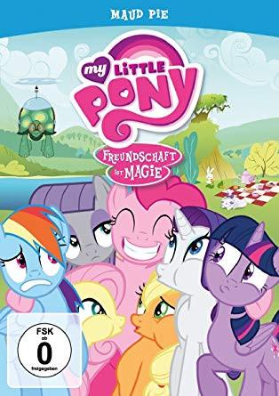 My Little Pony Videos Deutsch Frisch My Little Pony Freundschaft ist Magie 4 Staffel Vol 3 Maud Das Bild