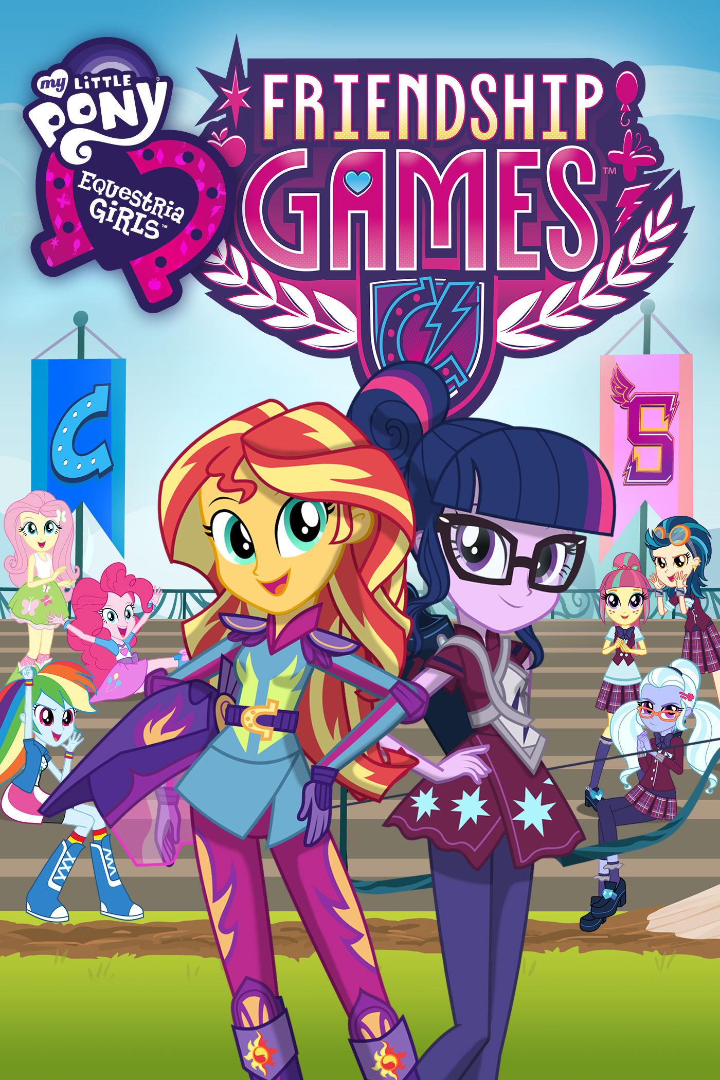 My Little Pony Videos Deutsch Inspirierend My Little Pony Equestria Girls – Friendship Games Sammlung
