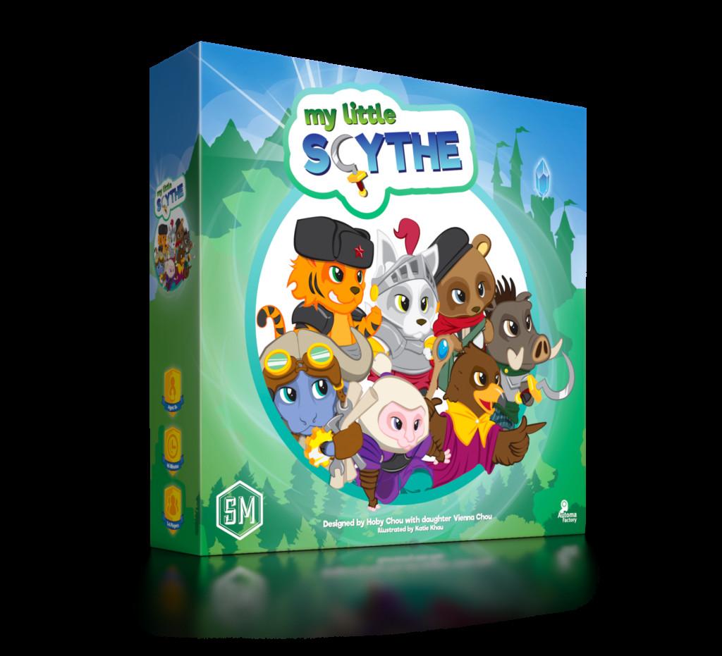 My Little Pony Videos Deutsch Inspirierend My Little Scythe – Stonemaier Games Stock