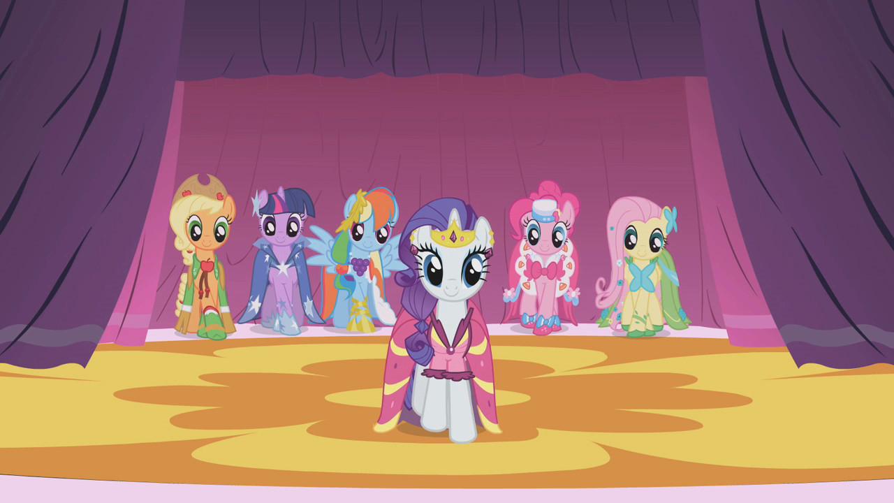 My Little Pony Videos Deutsch Inspirierend Rarity Freundschaft ist Magie Wiki Bild