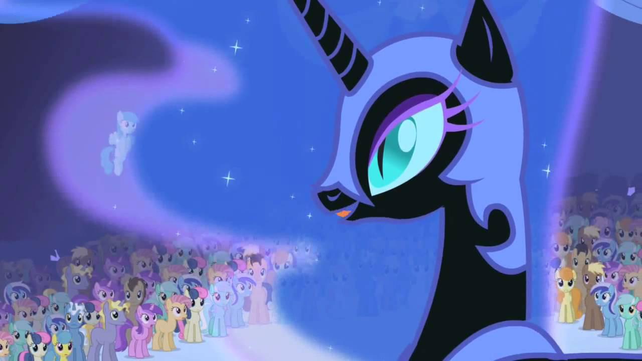 My Little Pony Videos Deutsch Inspirierend Return Of Nightmare Moon Fotos