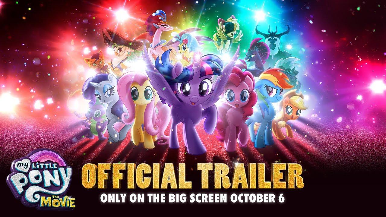 My Little Pony Videos Deutsch Neu My Little Pony the Movie Ficial Trailer Debut 🦄 Stock