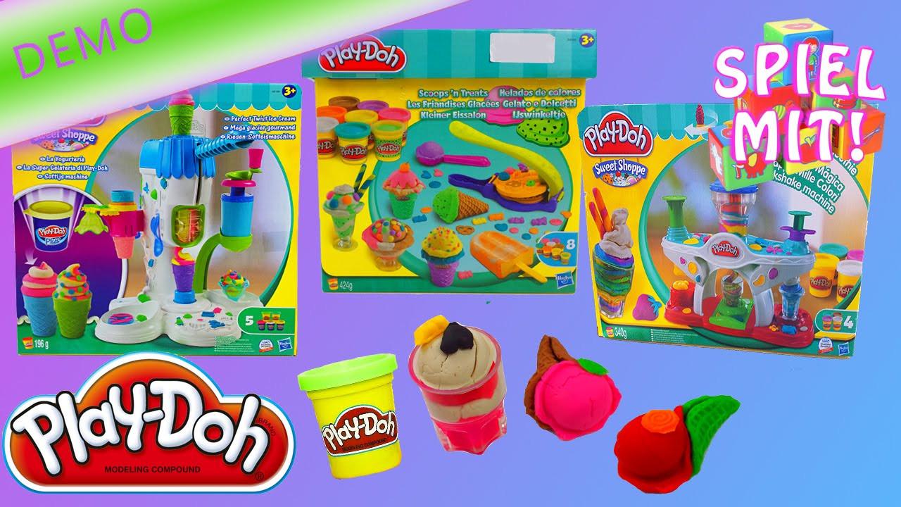 My Little Pony Videos Deutsch Neu Play Doh Ice Cream Deutsch Eis Mit Knete Machen Pilation Mix Sammlung