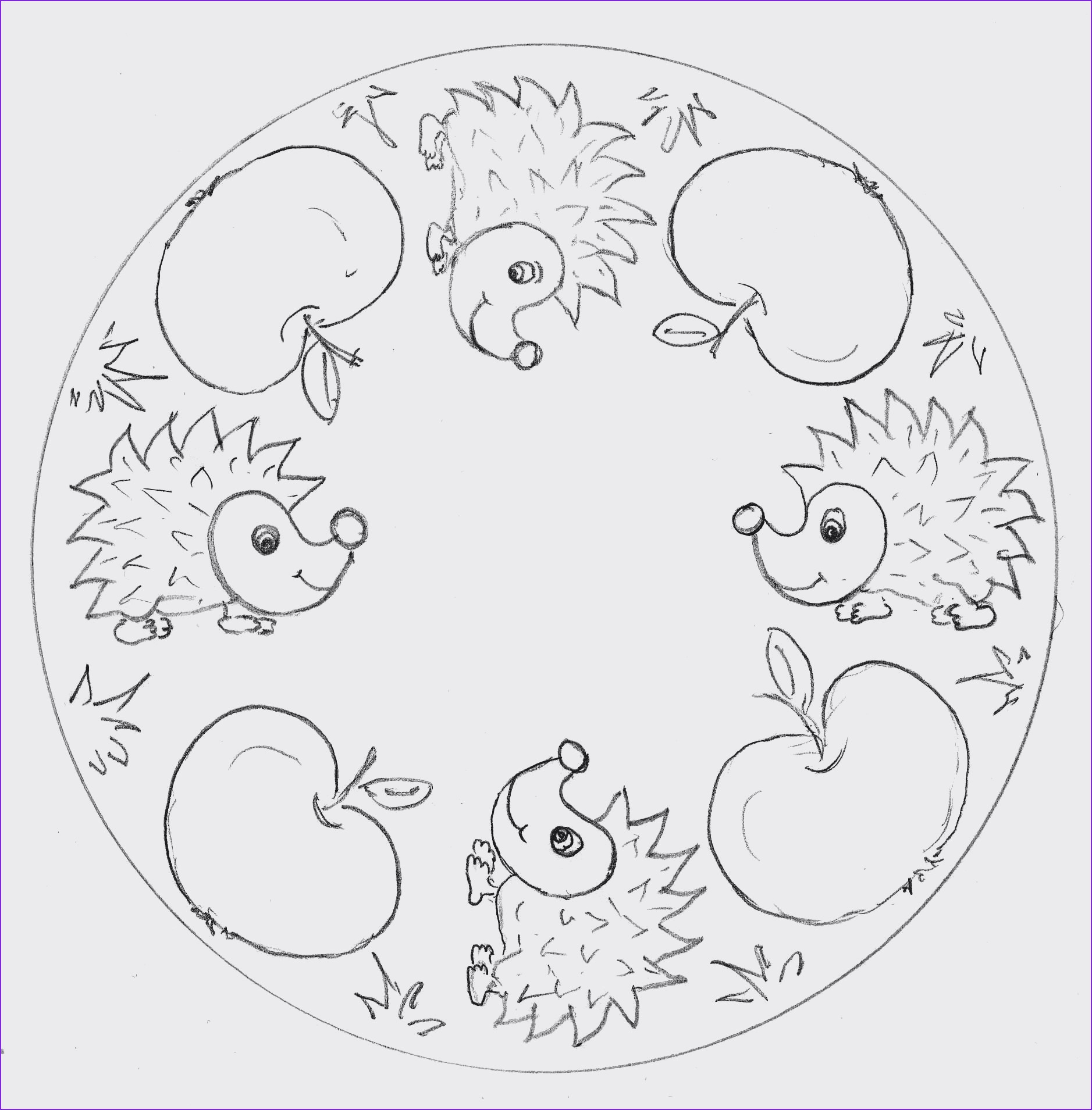 Nashorn Zum Ausmalen Neu 40 Entwurf Ausmalbilder Mandala Herbst