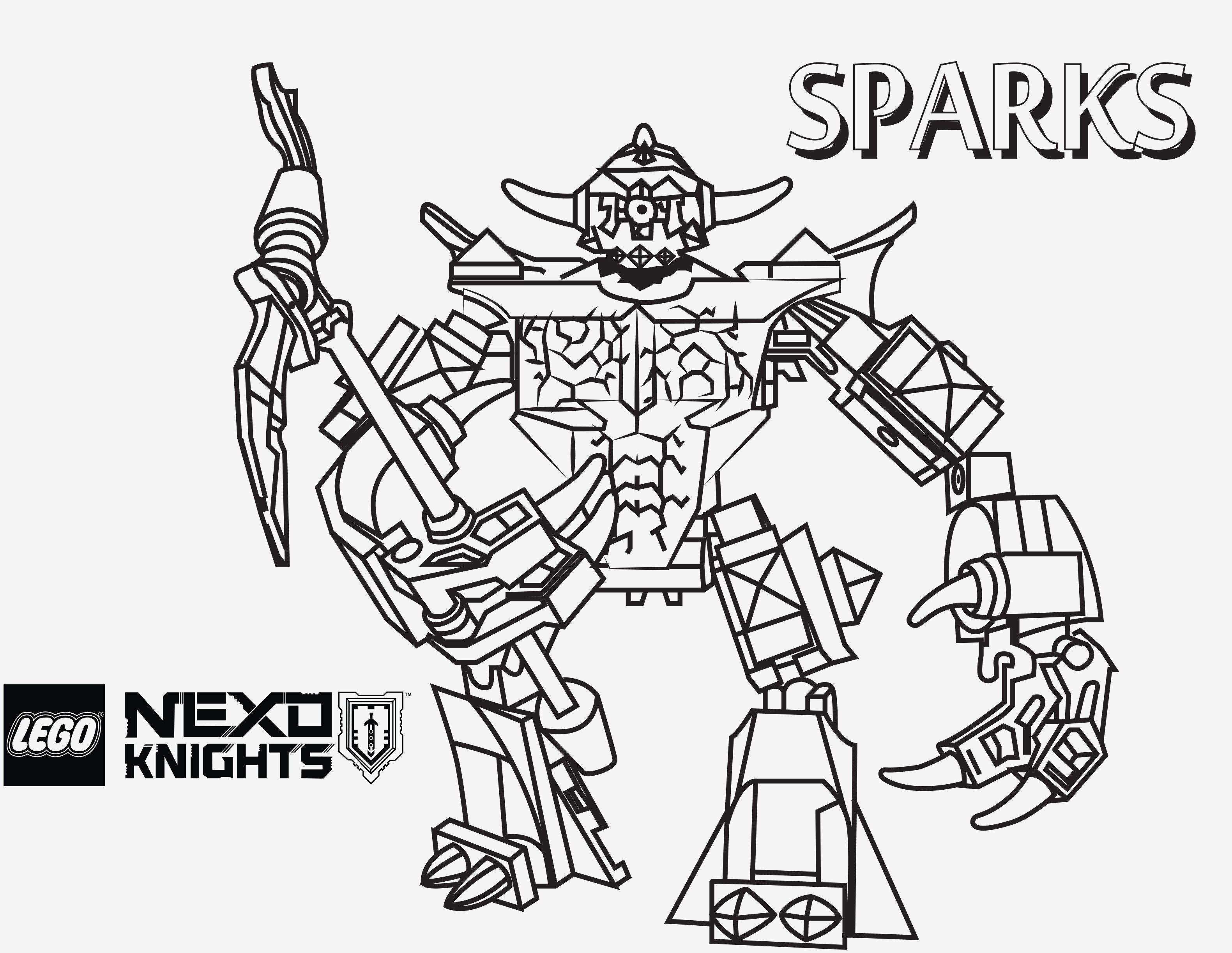 nexo knights ausmalbilder kostenlos neu ninjago