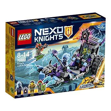 Nexo Knights Schilder Liste Einzigartig Lego Nexo Knights Ruinas Käfig Roller Amazon Spielzeug Stock