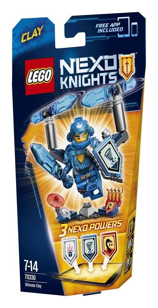 Nexo Knights Schilder Liste Einzigartig Lego Nexo Knights Ultimative Clay [ ] 10 45 Bilder