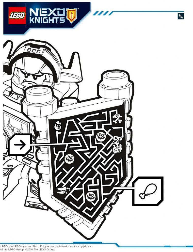 Nexo Knights Schilder Liste Frisch Druckbare Malvorlage Ausmalbilder Nexo Knights Beste Druckbare Stock