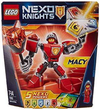Nexo Knights Schilder Liste Frisch Lego Nexo Knights Action Macy Baukästen Amazon Amazon Pantry Stock
