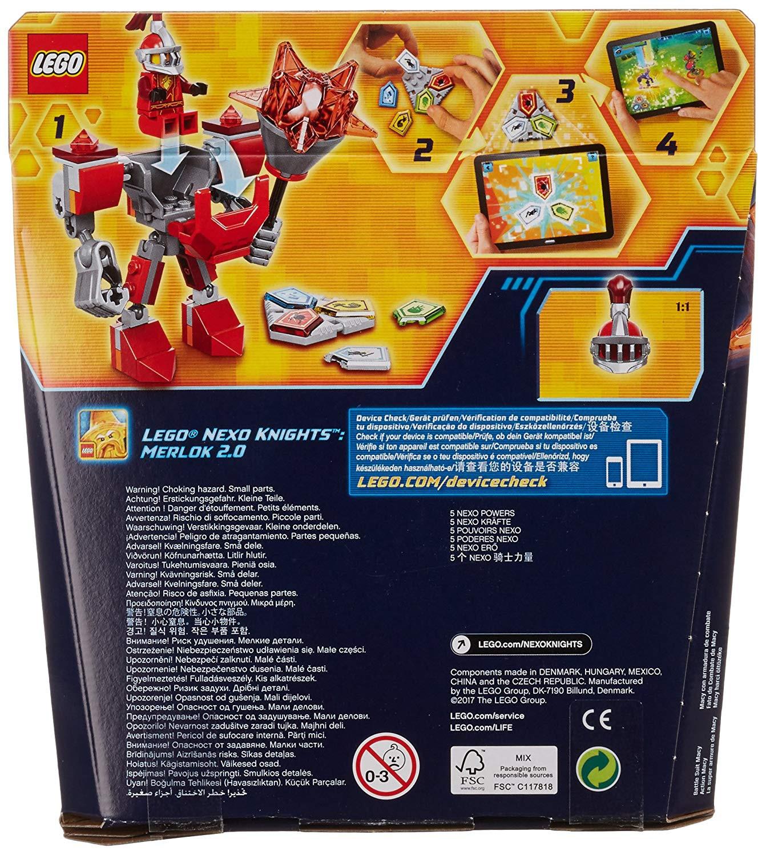 Nexo Knights Schilder Liste Genial Lego Nexo Knights Action Macy Baukästen Amazon Amazon Pantry Fotografieren