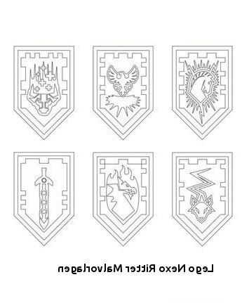 Nexo Knights Schilder Liste Inspirierend 27 Einzigartig Nexo Knights Ausmalbilder – Malvorlagen Ideen Fotos