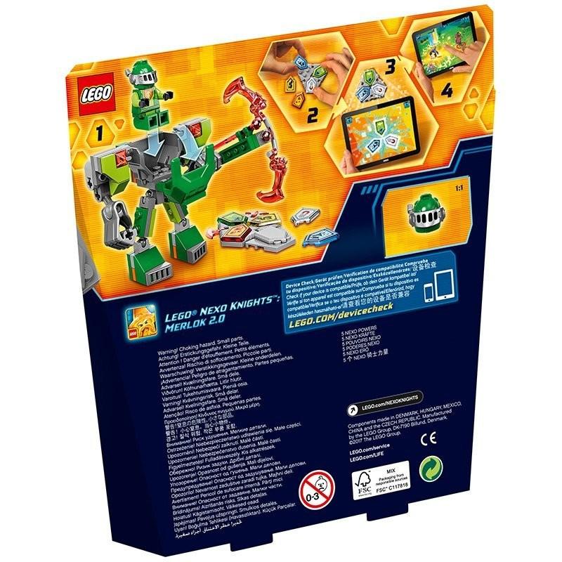 Nexo Knights Schilder Liste Neu Lego' Nexo Knights Action Aaron [ ] 10 45 € Bilder