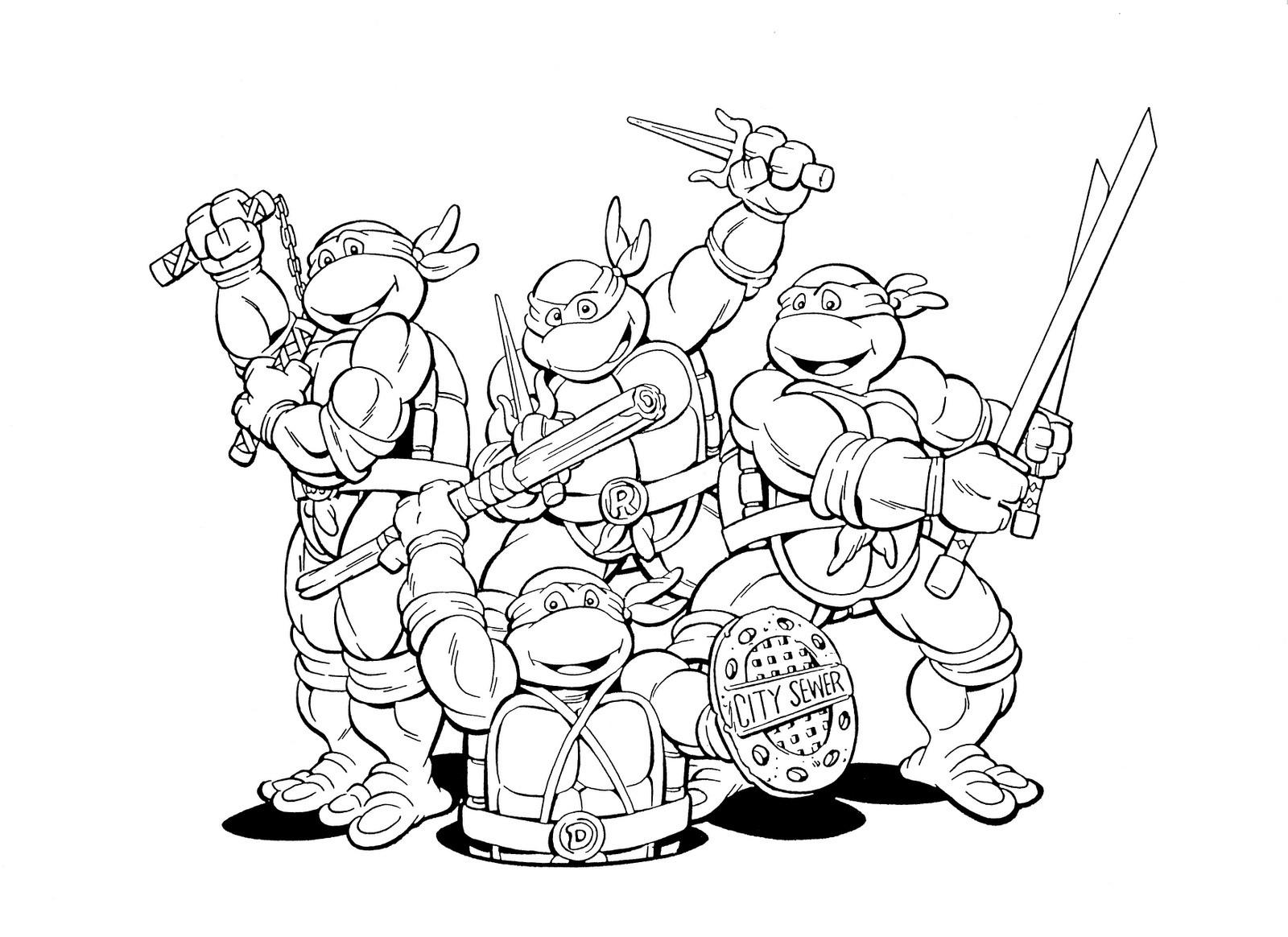 Ninja Turtle Ausmalbilder Einzigartig Teenage Mutant Ninja Turtles Faces Coloring Pages Unique 44 Neu Fotografieren