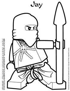 Ninjago Ausmalbilder Jay Einzigartig Ninjago Ausmalbilder – Ausmalbilder Für Kinder Ninjago Bilder