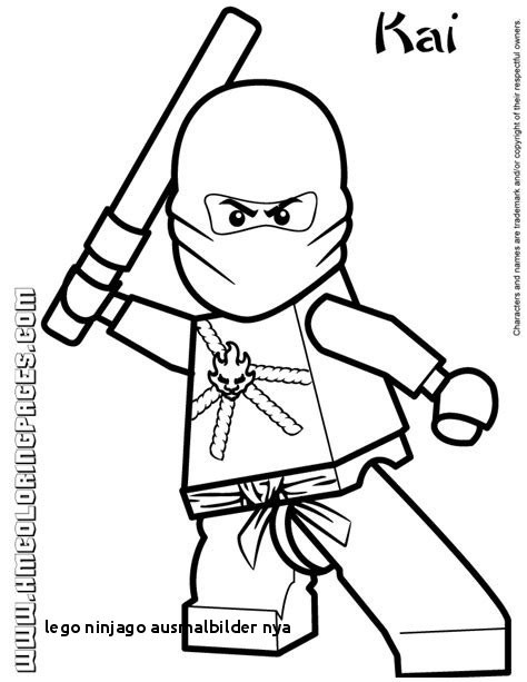 Ninjago Ausmalbilder Nya Genial 28 Lego Ninjago Ausmalbilder Nya Colorprint Das Bild