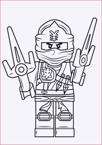 Ninjago Jay Ausmalbild Das Beste Von Ausmalbilder Ninjago Team Sammlung