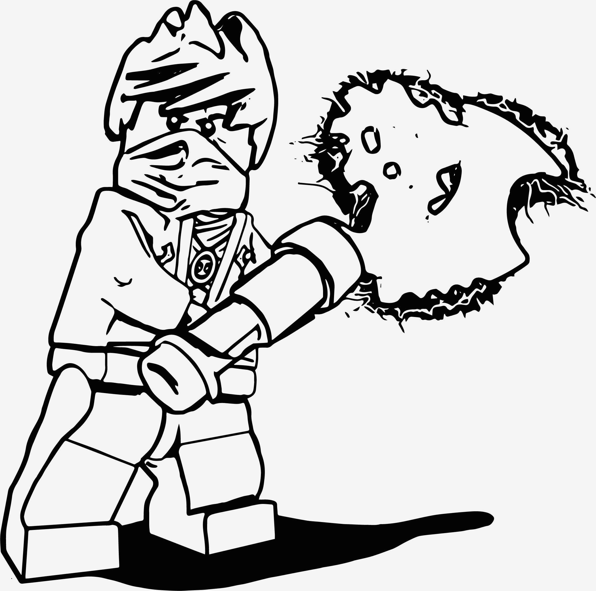 Ninjago Jay Ausmalbild Frisch 48 Motiv Lego Ninjago Ausmalbilder Cole Treehouse Nyc Bild