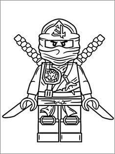 Ninjago Jay Ausmalbild Inspirierend Ninjago Ausmalbilder Gratis Kindergeburtstag Stock