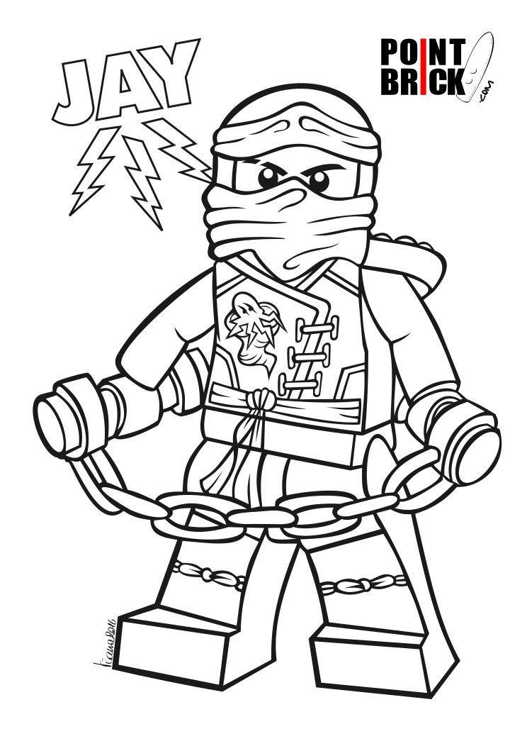 Ninjago Jay Ausmalbilder Einzigartig Ninjago Ausmalen Disegni Da Colorare Lego Ninjago Ariel E Sebastian Fotografieren