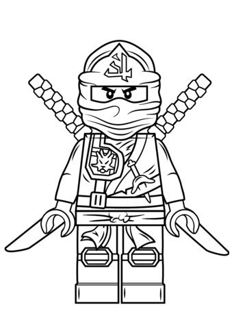 Ninjago Kai Ausmalbilder Genial 315 Kontenlos Ausmalbilder Ninjago Lego Sammlung