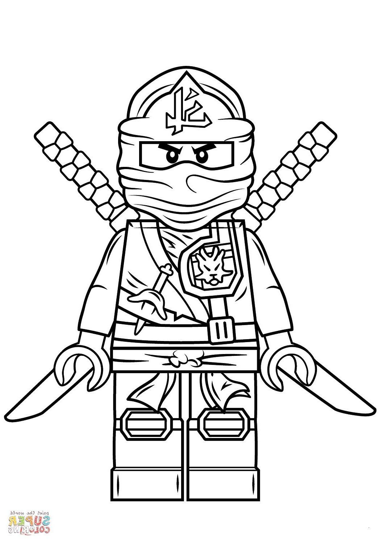 Ninjago Kai Ausmalbilder Inspirierend 28 Inspirierend Ninjago Kai – Malvorlagen Ideen Das Bild